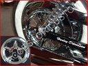 Cover Copri Puleggia Harley Davidson Sportster 200