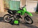 Kawasaki kx 125 2006