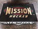 Pattini hockey ghiaccio Mission e Vic