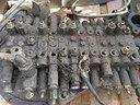 Distributore idraulico per miniescavatore