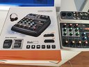 Mixer audio portatile