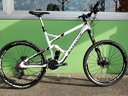 PROMO* CANNONDALE JEKYLL HM CARBON 2 WHITE NUOVO
