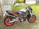 Ducati monster s4 senna 916cc