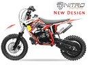 Minimoto Cross NRG 9,5 cv minicross 49cc mini mo