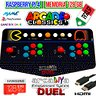 Console arcade retrogaming made in italy