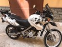 Moto BMW F650 GS Dakar