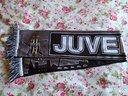 Juventus - sciarpa + bracciale caricabatterie usb
