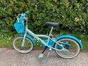 Bicicletta bambina 3-5 anni usata