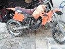 Ktm 125 1985 epoca