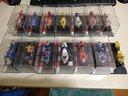 Lotto collezione modellini 14 mini moto gp
