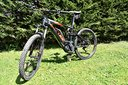 CUBE STEREO HYBRID 140 e bike