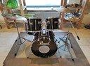 Batteria acustica Pearl Export con piatti Zildjian