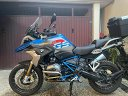 Bmw r 1200 gs rallye full tratt