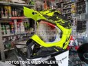 Casco cross ls2 subverter mx470 claw red yellow