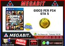 Gioco per Playstation 4 GTA 5