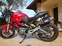 Ducati monster-696 (depotenziata patente A2)