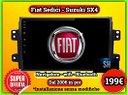 Navigatore car tablet FIAT SEDICI - SUZUKI SX4