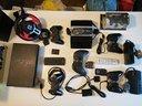 Playstation 2,PS 3, riviste,giochi e acc. vari