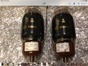 1 Coppia KT 66 - Z Shuguang Treasure matched pair