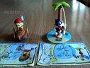 Baby Looney Tunes pirati kinder anno 2008