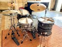 Batteria ROGERS anni '70 Made in USA