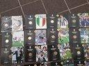 Monete commemorative Juventus Momenti d'oro