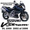 Manuale Officina Suzuki V Strom DL 1000 2002-2006