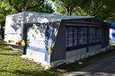 Caravan Roulotte Fendt Saphir 540 TF