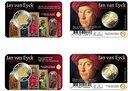 Belgio 2020 - Coincard Ufficiale BU-