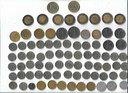 Monete da lire 5 - 10 - 20 - 50 - 100 - 200