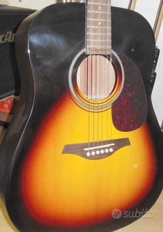 Chitarra vintage v800