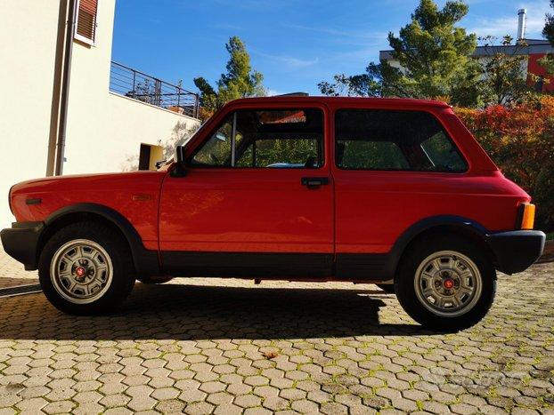 Autobianchi a112 - 1983