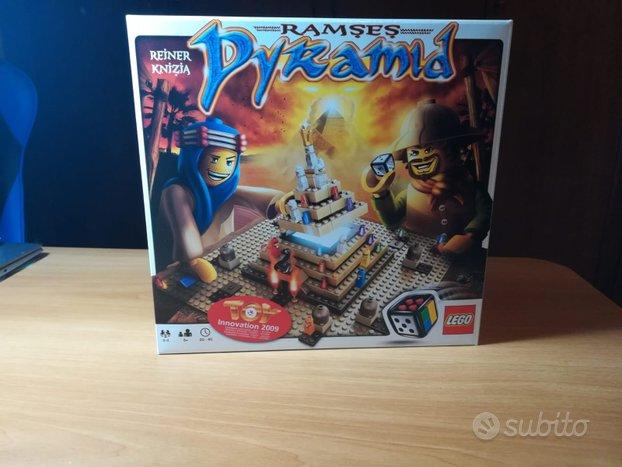 LEGO PIRAMIDE DI RAMSES 3843 GIOCO societa'