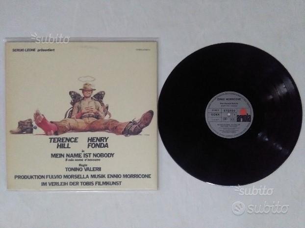 Bud Spencer & Terence Hill disco LP 33 giri 1973