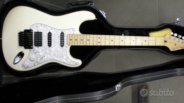 Fender Stratocaster Mexico migliorata