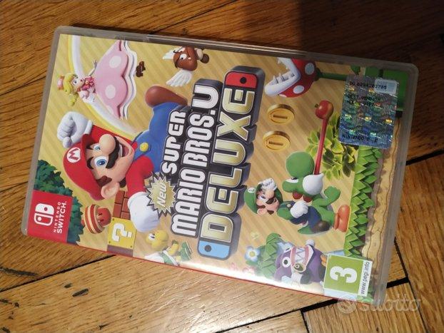 Switch Super Mario Deluxe