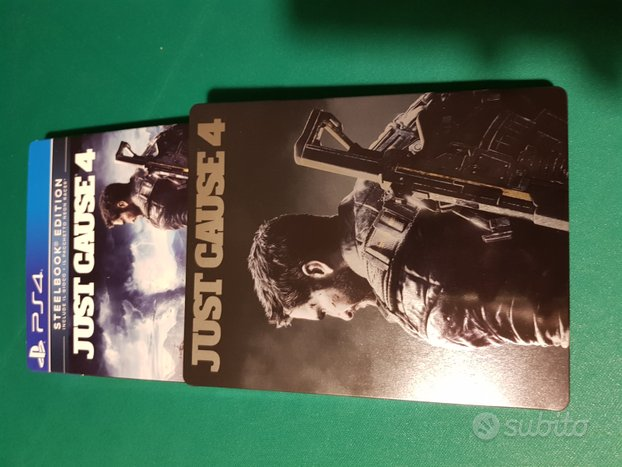 Just Cause 4 (Steelbook) - PS4