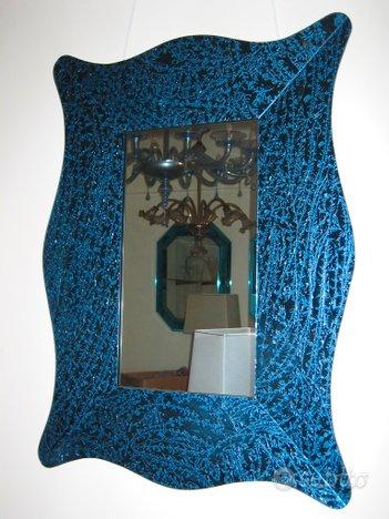 Design. 1950 Specchio Venini (Murano) RARO