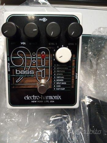 Electro-Harmonix Bass Machine