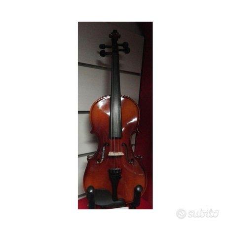 Violino 3-4 bruck p100 usato c-ast c-arco