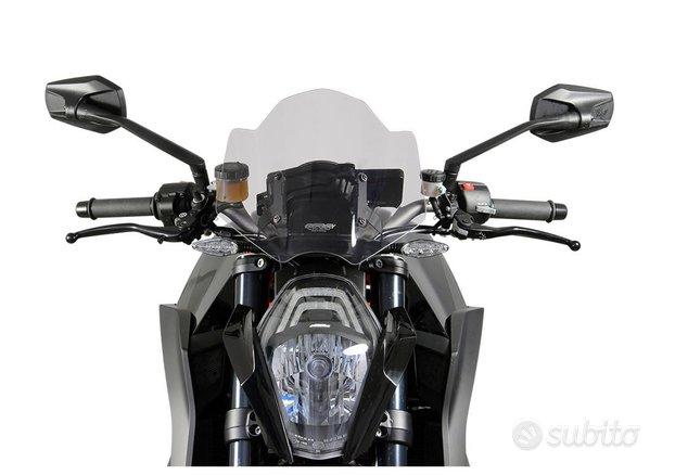 Plexi MRA per KTM 1290 Superduke R 2013-->16