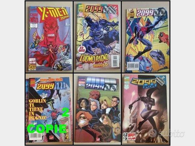 Spiderman 2099 marvel star comics marvel