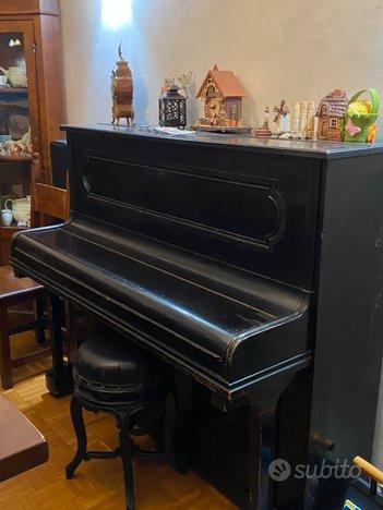 Pianoforte verticale Roeseler primi del '900