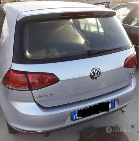 Ricambi Usati VW Golf 7 Anno 2015 Motore Cambio