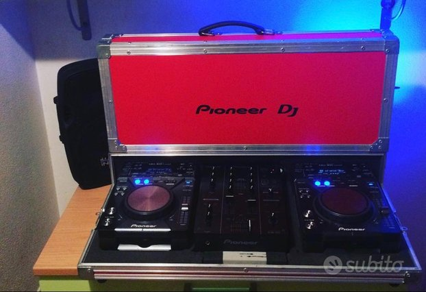 Pioneer consolle completa