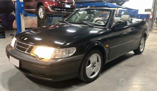 SAAB 900 2.0i turbo 16V Cabriolet SE