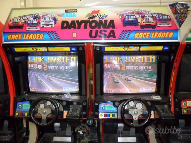 DAYTONA USA Guide Doppie Originali