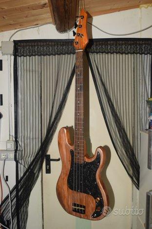 Basso 4 corde tipo precision bass