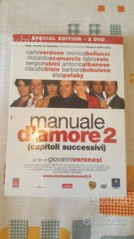 DVD manuale d'amore 2