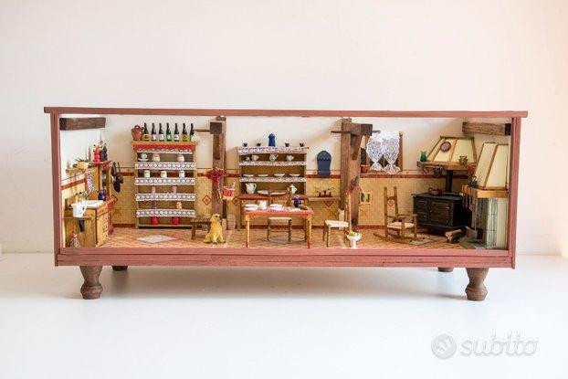 La tua cucina in miniatura De Agostini
